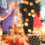 Hvilken oppførsel er grei på julebord?